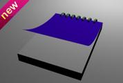 青花瓷盘3D模型